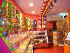 كاندي سويت لبيع الحلويات