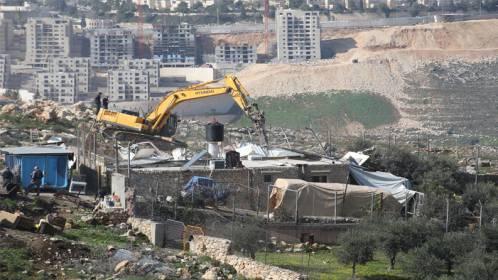 """اسرائيل ترصد ميزانيات لمراقبة البناء الفلسطيني بمناطق """"ج"""""""