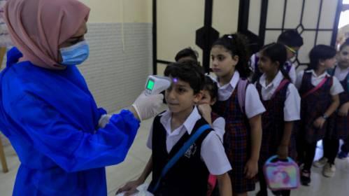 """""""التعليم"""" بغزة: نأمل بأن تسمح الحالة الوبائية باستئناف الدراسة بالتاريخ المحدد"""
