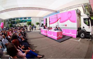 بنك فلسطين واتحاد لجان العمل الصحي يطلقون العمل بخدمات العيادة الوردية