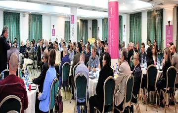 بنك فلسطين يعقد لقاءً تعريفياً لعملاء فرعه الجديد في ضاحية البريد بمدينة القدس
