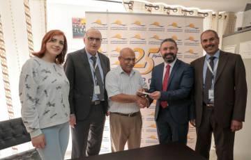شركة المشرق للتامين تدعم جمعية سند لذوي الإحتياجات الخاصة وجمعية المركز الاجتماعي الخيرية