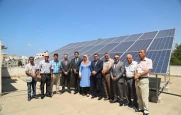"""مجموعة الاتصالات الفلسطينية تنفذ المرحلة الأولى من مبادرة """"نور حياتك"""" لدعم دور الأيتام"""