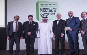 """بنك فلسطين يحصد 3 جوائز من مجلة """"EMEA Finance"""" لعام 2018"""
