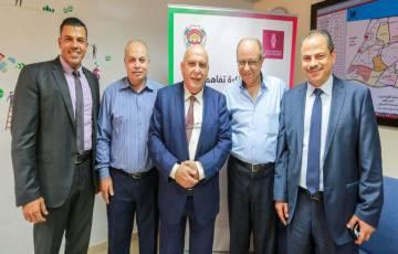 بنك فلسطين يوقع مذكرة تفاهم لرعاية نادي غزة الرياضي