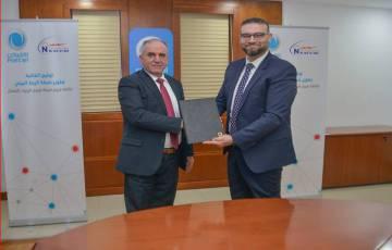 بالتل توقع اتفاقية الشراكة الاستراتيجية مع شركة توزيع كهرباء الشمال