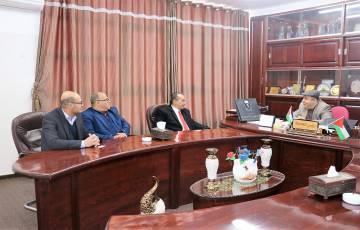 بنك فلسطين يستمر بالتواصل مع الجامعات الفلسطينية