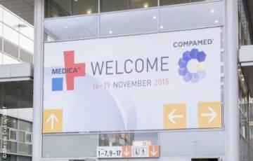معرض مِديكا 2019 في ألمانيا