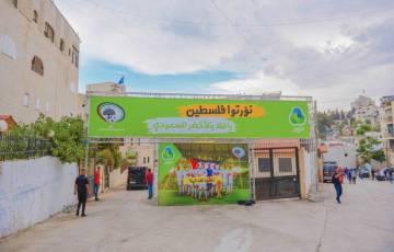 فيديو.. كرة القدم تعمق الحب والاحترام بين فلسطين والسعودية