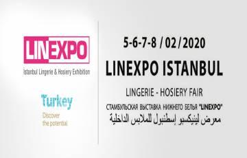 معرض لينيكسبو اسطنبول للملابس الداخلية