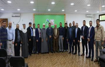 جوال و بلدية دير البلح تفتتحان مشروع تجهيز و تأثيث قاعة منتزه المحطة