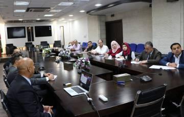وزارة الاتصالات وتكنولوجيا المعلومات وشركة بال-باي يعقدان ورشة عمل طارئة