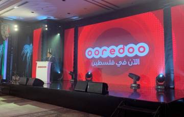 موبايل الوطنية الفلسطينية للاتصالات (OOREDOO) تتكبد خسارة بواقع 1.25 مليون دولار في النصف الأول من 2019