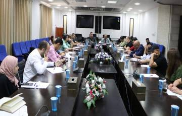 """وزارة الاتصالات تنظم ورشة عمل بعنوان """"أمن المعلومات في المؤسسات الحكومية"""""""