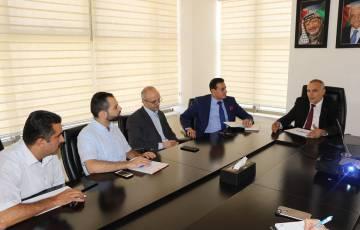وزير الاتصالات: يؤكد على المساهمة الاقتصادية لقطاع الاتصالات وتكنولوجيا المعلومات في رفع الناتج المحلي الاجمالي