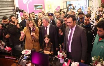 صور: بنك فلسطين يعلن الفائز بالجائزة الكبرى بقيمة 500 ألف دولار