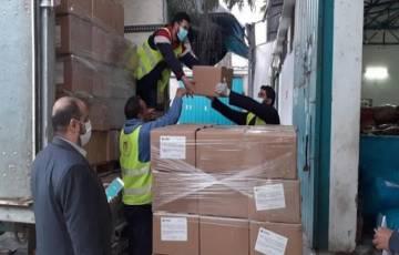 """""""التنمية"""" تكشف عن مساعداتها منذ بدء جائحة كورونا في القطاع"""