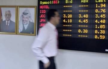 عويضة: تراجع بنسبة الارباح في بورصة فلسطين بنسبة 50% مقارنة بالعام الماضي