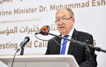 العسيلي يلتقي القنصل الإيطالي لبحث الظروف الاقتصادية في فلسطين