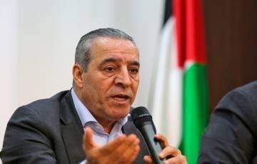 الشيخ يعلن رفض السلطة استلام أموال المقاصة
