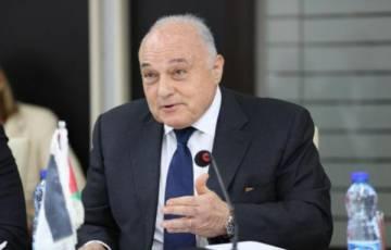 """بشارة يطلع ممثلي البنوك الفلسطينية على قرار إنشاء """"مصرف خاص"""""""