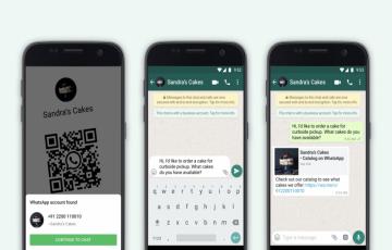 """""""واتساب"""" يطلق ميزة جديدة تتيح للشركات التواصل مع العملاء بشكل سريع"""