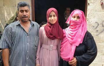 جامعة عمان تقدم منحة دراسية كاملة للطالبة شمس أبو عمرة