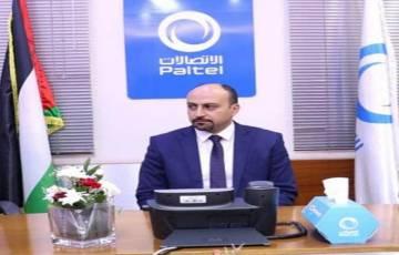 شركة الاتصالات تُعيّن المهندس أبو نحلة مديرا عاما لإدارتها في قطاع غزّة