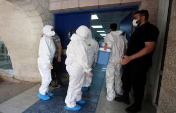 فلسطين تسجل ارتفاعاً كبيراً في معدل الإصابات اليومية بفيروس (كورونا)