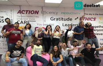 اختيار تطبيق Deelzat من ضمن قائمة أفضل 30 تطبيق ناشئ في الشرق الأوسط