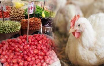 تعرف على القائمة المحدثة لأسعار الخضروات والدجاج