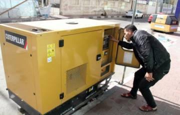 اصحاب المولدات الكهربائية في قطاع غزة يقدمون مبادرة الى سلطة الطاقة