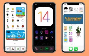 كيف يمكنك تخصيص هاتف آيفون الذي يعمل بنظام iOS 14؟
