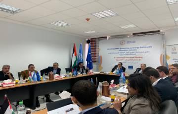 برنامج مستدامة يعقد اجتماعه الثاني للجنة التوجيهية