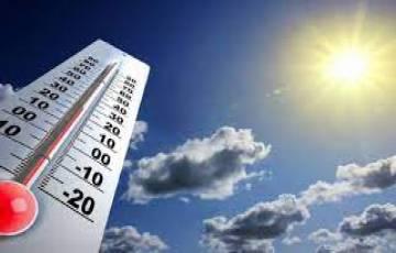 الطقس: ارتفاع درجات الحرارة اليوم وانخفاضها بدءا من الغد