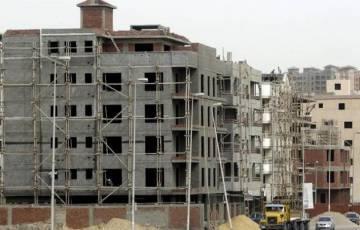 الإحصاء: ارتفاع نسبة رخص الأبنية إلى 38% في الربع الرابع من العام 2020