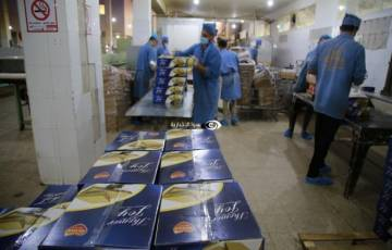 تسريح آلاف العمال شاهد: المصانع الغذائية في غزة تغلق أبوابها خلال أيام قليلة