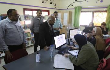 بلدية غزة تستحدث وحدة للتواصل مع المواطنين حول التسهيلات المالية