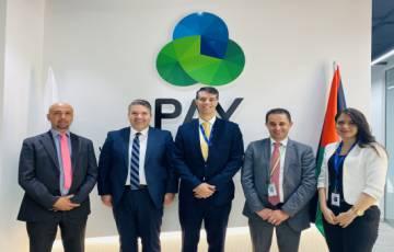 "Jawwal Pay و""نات هيلث"" توقعان اتفاقية تعاون لتقديم خدمات الدفع الإلكتروني للأعمال"