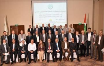 انتخاب محمد العامور رئيسا لجمعية رجال الاعمال الفلسطينيين