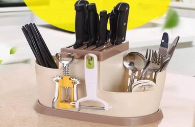 حامل الأدوات المطبخية
